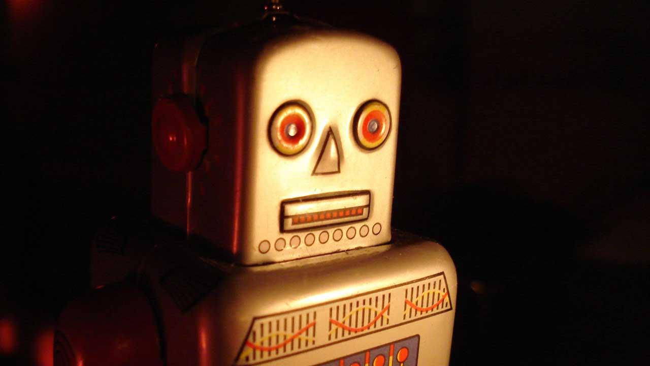 aktiehandel robot