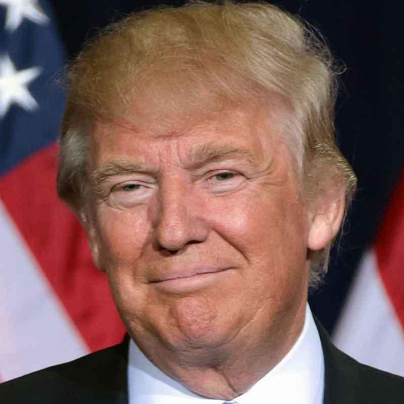 Filterbubbla Donald Trump