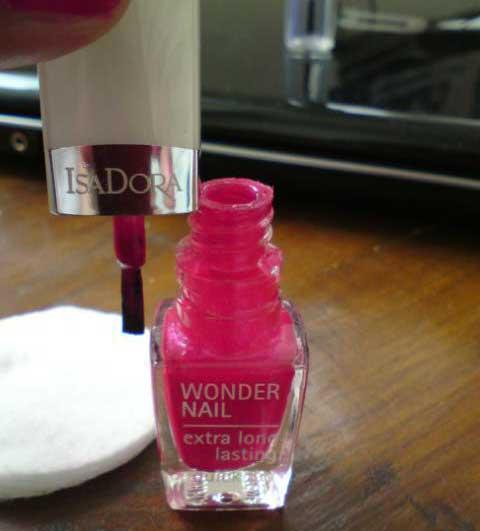 Isadora nagellack